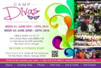 CHOICES Camp Divas